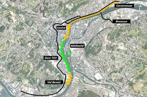 6,5 km de couloir à mobilité douce le long de la Meuse à Liège