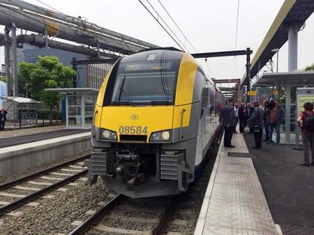 Remise en service de la Ligne 125A