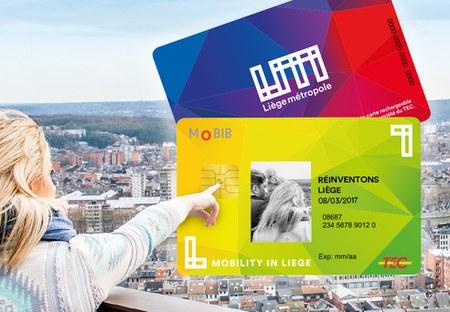 City Pass : nouvel abonnement de train + bus au sein de l'agglomération liégeoise !